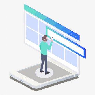 网站设计公司浅析如何设计出简洁风格的网页?