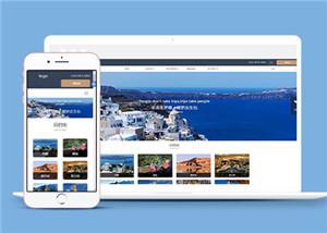 旅游网站建设案例29