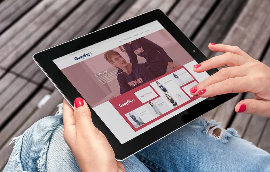 深圳网站制作公司设计服装网站时应考虑到哪些要素