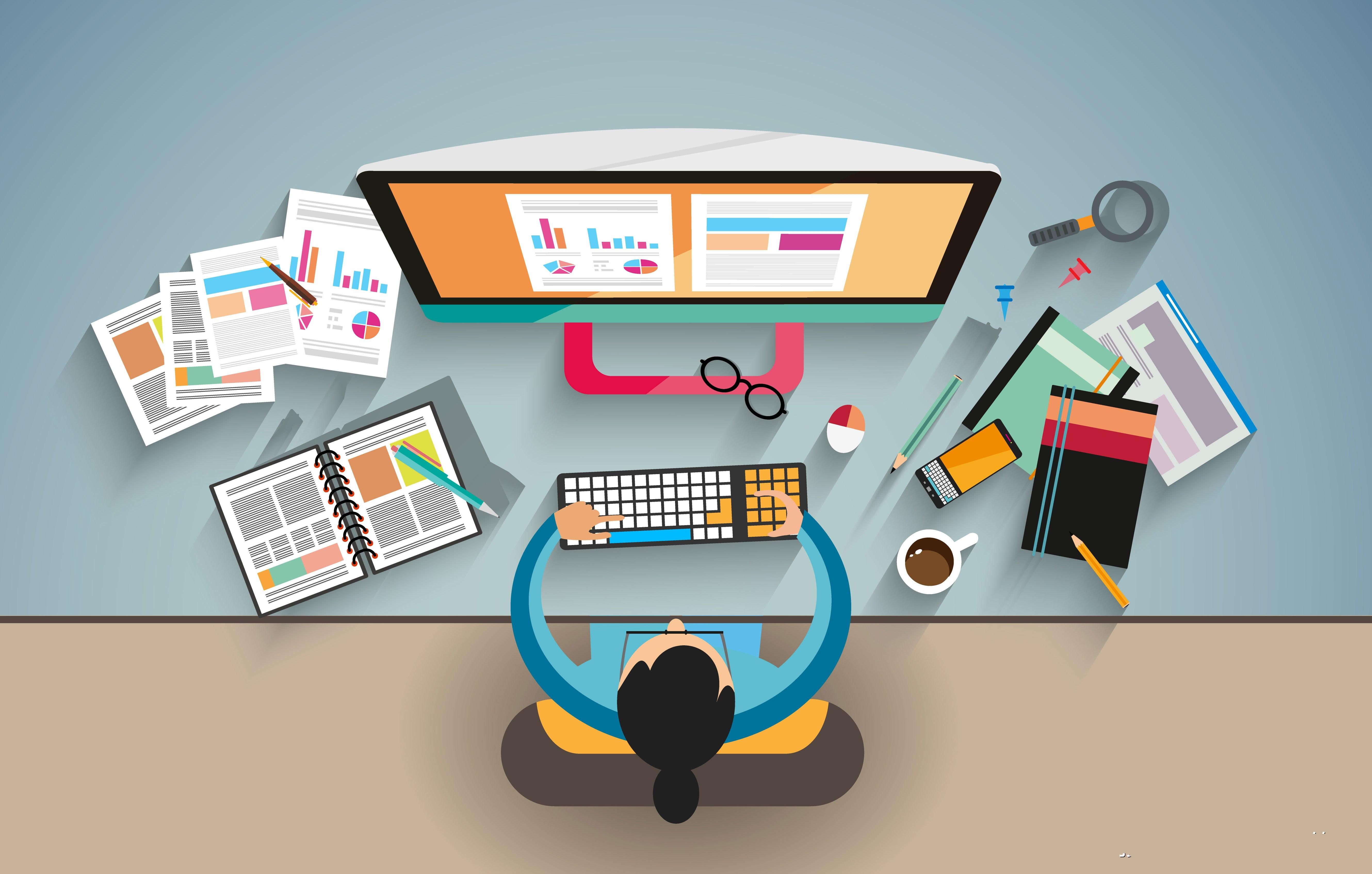 网站设计:怎样系统化进行设计改版?